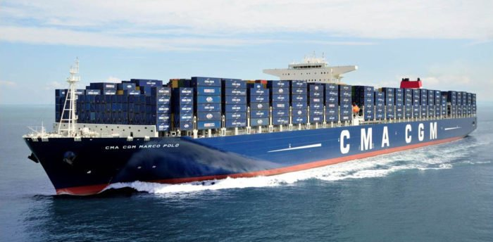 CMA CGM makes changes to SAMWAF service