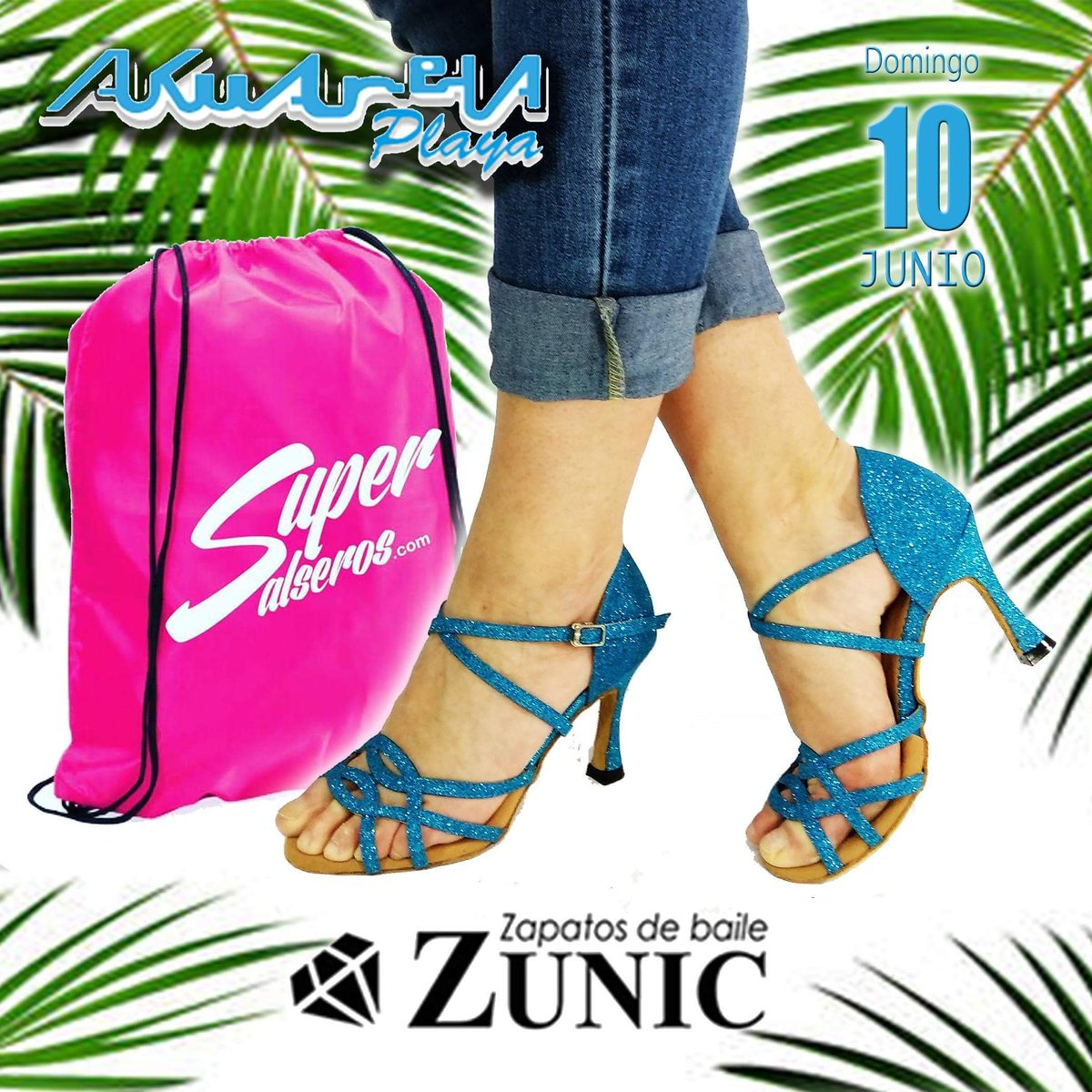 On Baile Zunic De Twitter Zapatos wP0nk8O
