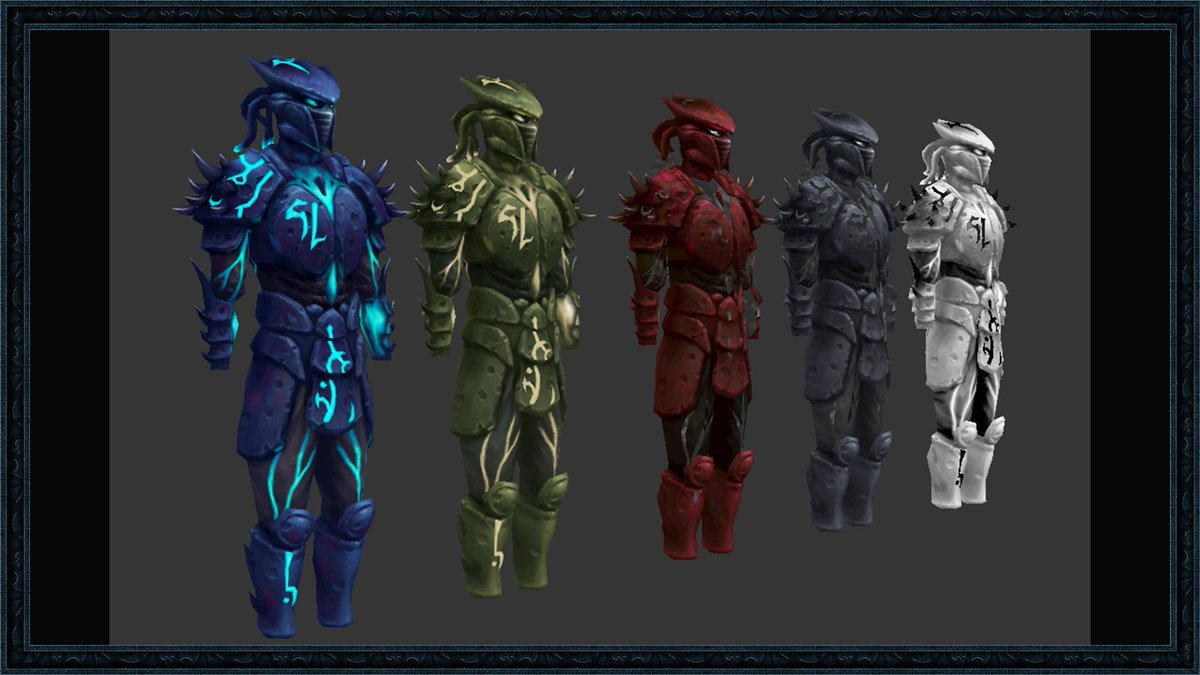 RuneScape On Twitter EliteDungeons Will Include Tier 92 Power Armour Upgraded From Sirenic Set Watch Our Live QA To Know All About It