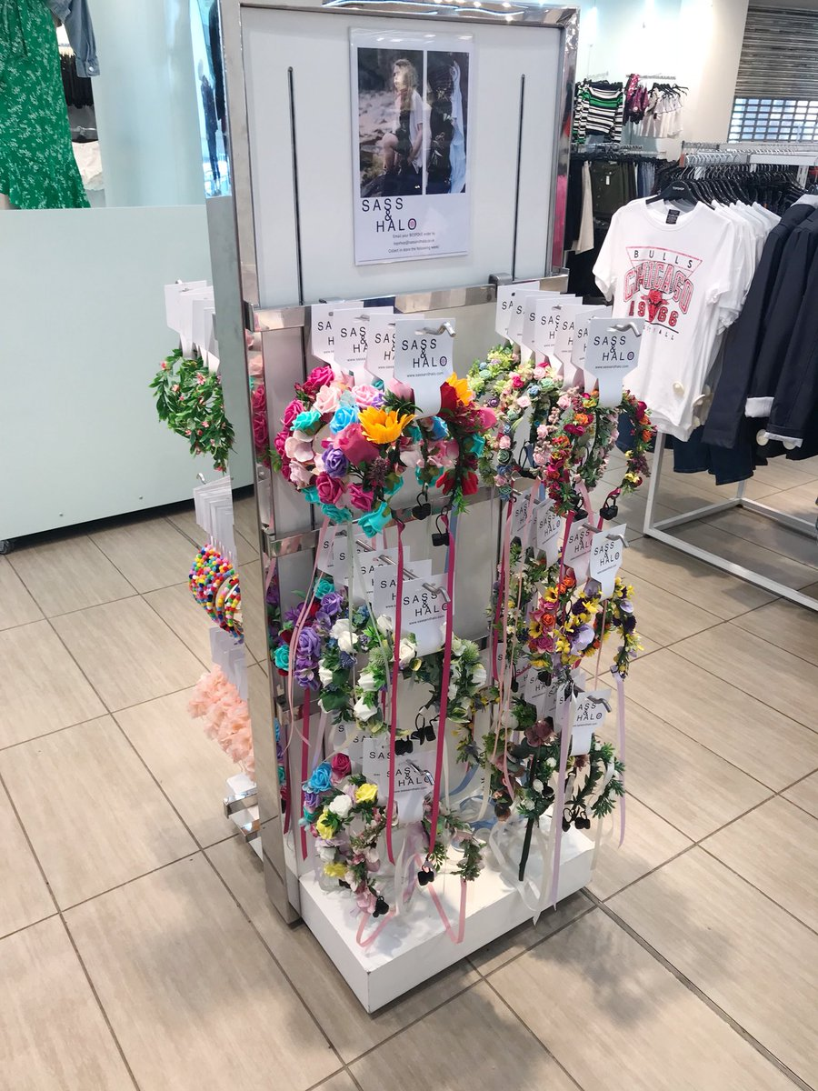 Sass Halo On Twitter Our Babies In Topshop In Victoriasquare