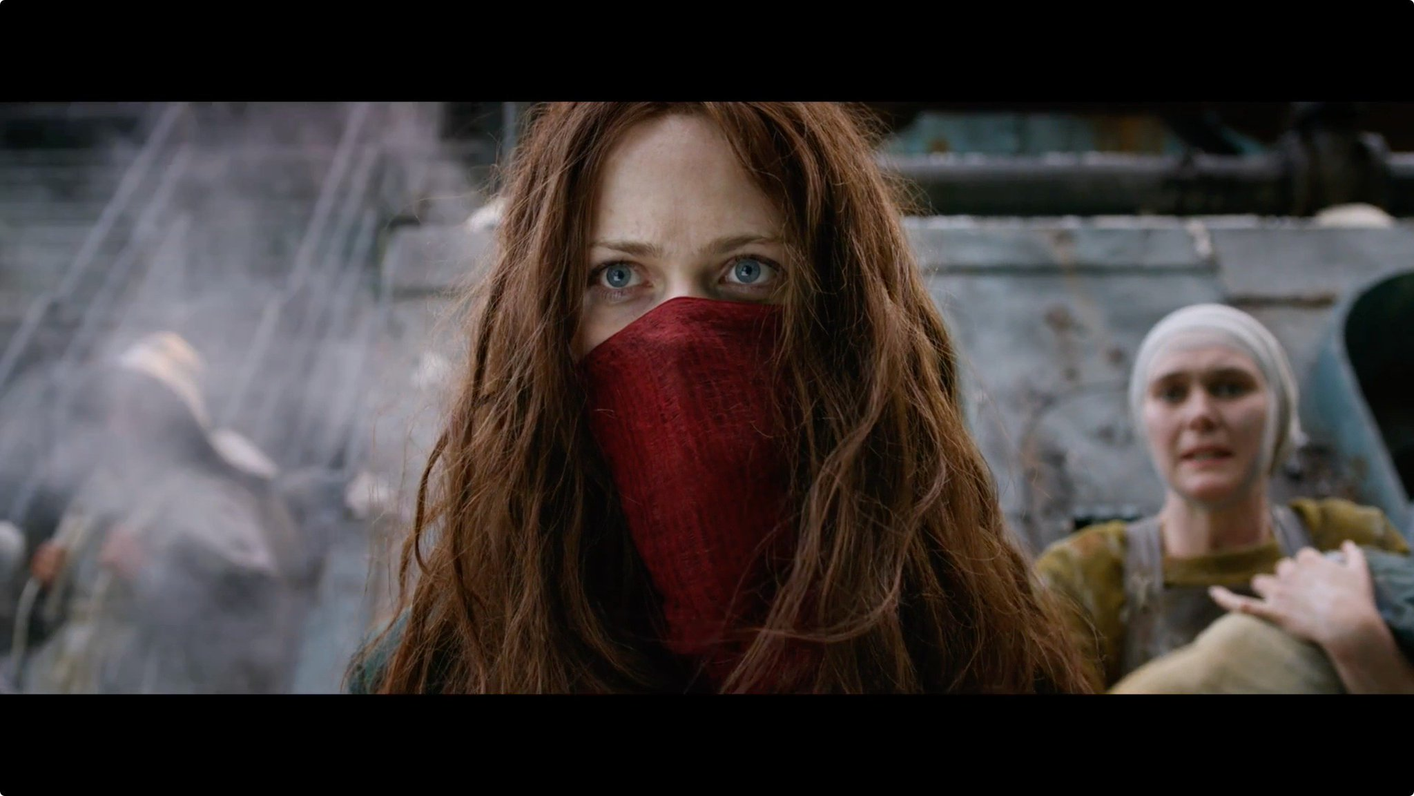 Some scars never heal. Watch the new trailer for Peter Jackson's #MortalEngines. https://t.co/MerWCMpRgI https://t.co/IMUNYkgUmR