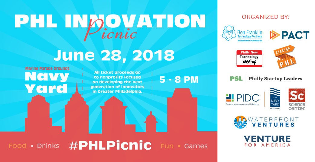 What are you looking forward to at this year's #PHLpicnic? bit.ly/2jXxuzC