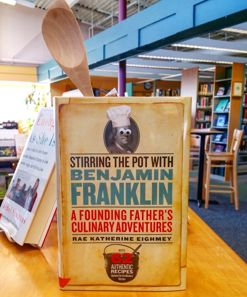 Mercer Co Library On Twitter Did You Know That Ben Franklin Liked