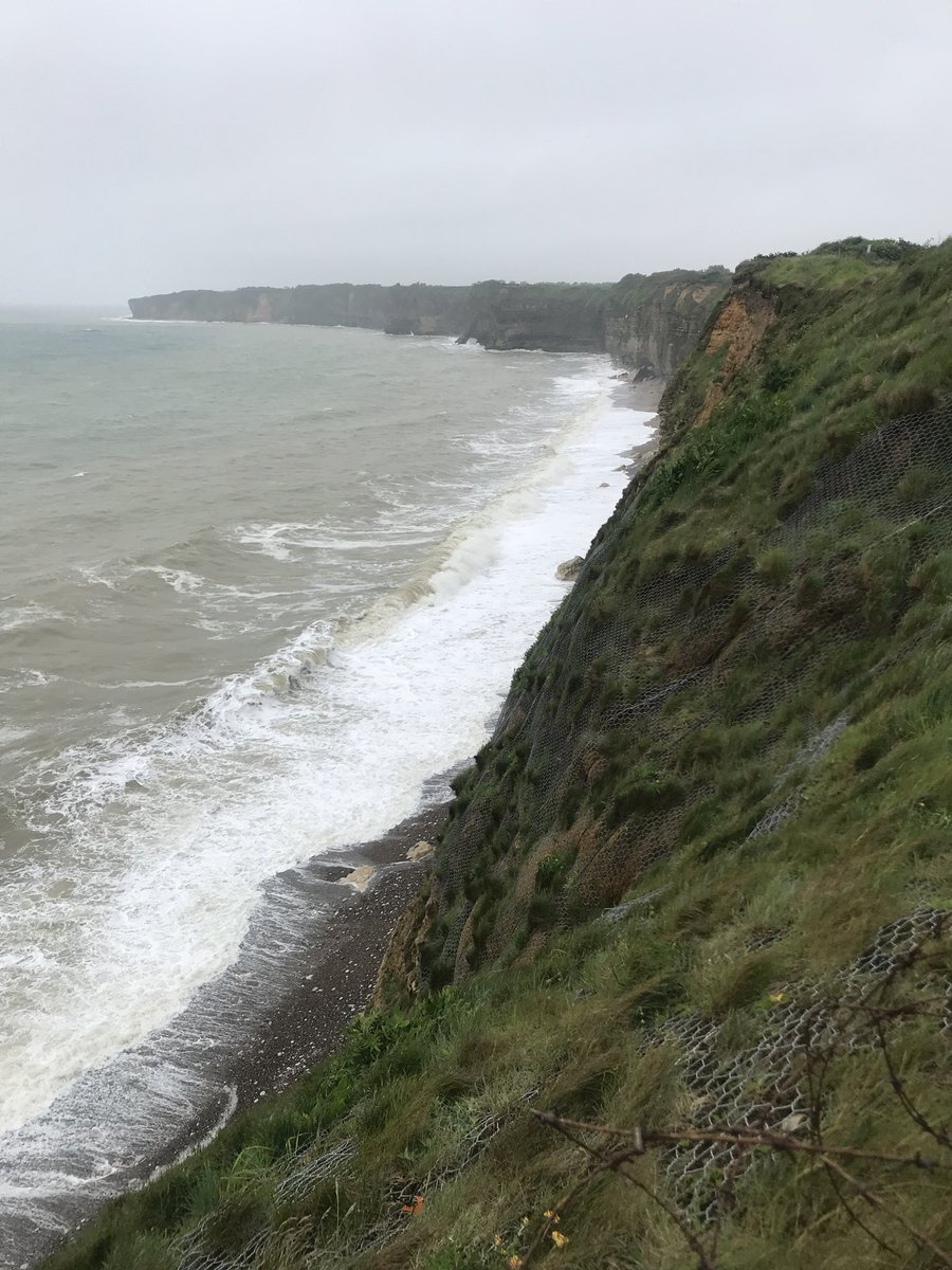 d day cliffs