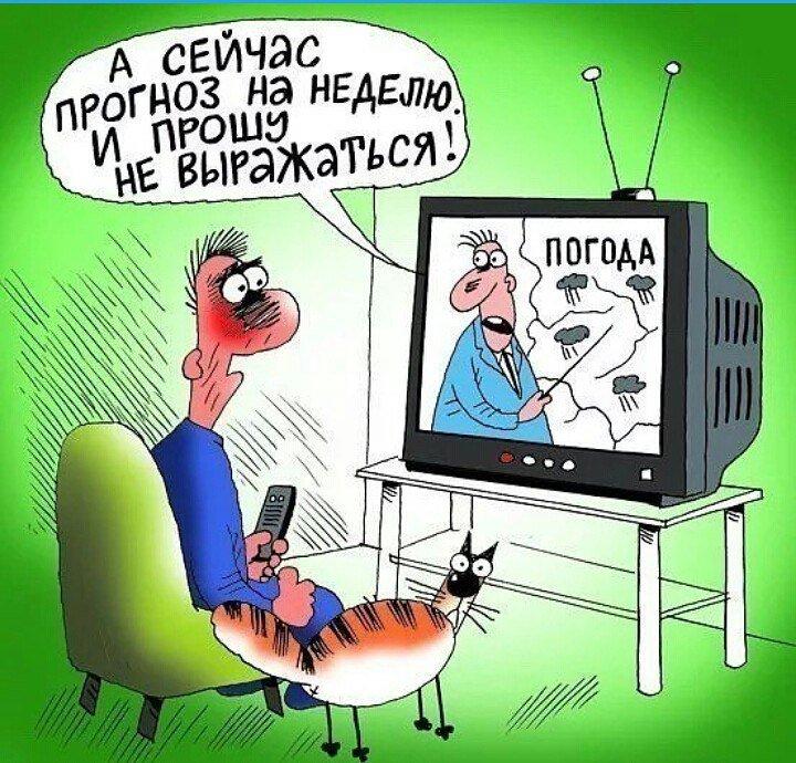 Открытка о погоде в россии, смешные комиксы