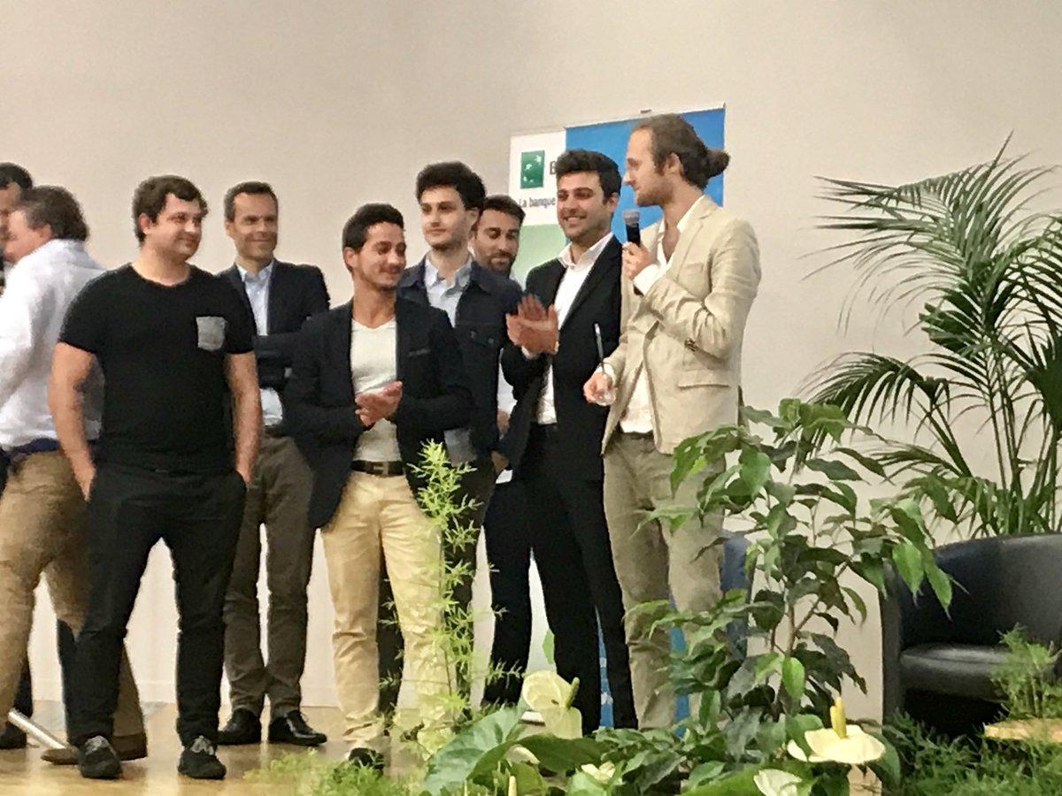 Toutes nos Félicitations à @meditect (catégorie «Etudiant Entrepreneur») et @Rhinov_ (catégorie «Startup»)  qui sont les Lauréats de cette 5ème édition du «Bordeaux Pitch Contest» 👏  L'aventure ne fait que commencer 🚀  #Bordeaux #Entrepreneurs #BxPitch #Startups https://t.co/P8SOAHc1L9