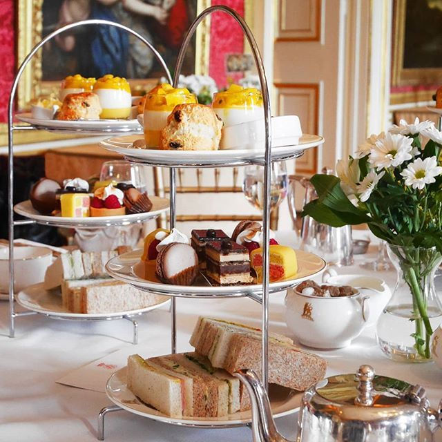 Afternoon tea never gets tired. Just one of the lovely experiences I had on my Goodwood Estate visit; afternoon tea in the Goodwood House ballroom - and it's a snip at £25 per person.  I also got up to far more energetic things like working out,  shootin… https://t.co/uQKy6yR8Sq https://t.co/Vv0myJM1nB