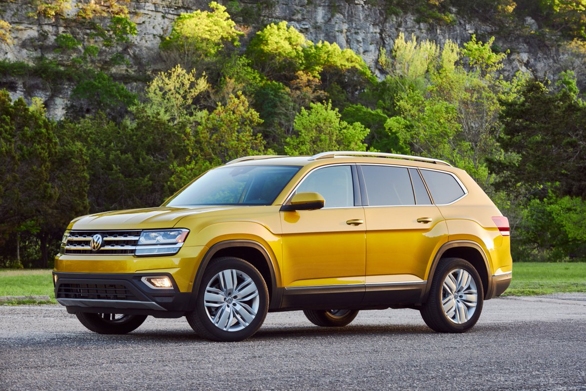 Been Named Best Three Row Suv In The 10 Family Cars For 2018 List By Pas Magazine And Edmunds Http Media Vw En Us Releases 1035
