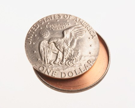 """CIA #Museum Artifact of the Week: """"Silver Dollar"""" Hollow Container  https://t.co/DlsqiK9bo0"""