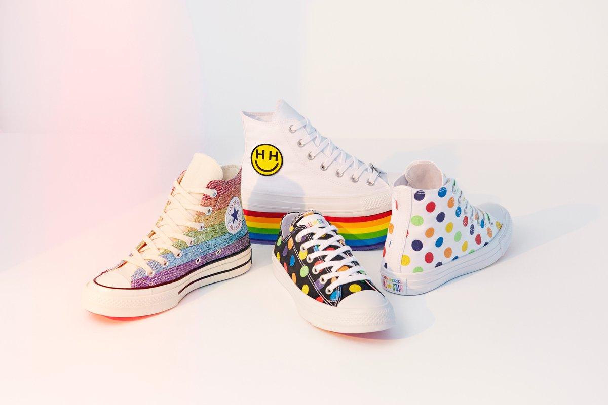 Pride Dise Twitter En ada La Converse 2018 Colecci��n xwaXRYWT