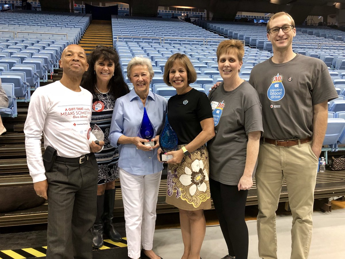 Thank you to the @EmployeeForum, @RedCross and all our donors and volunteers who participated in the 30th annual @UNCBloodDrive – impacting over 100,000 lives in the past 3 decades! https://t.co/qF2RLO5ffS