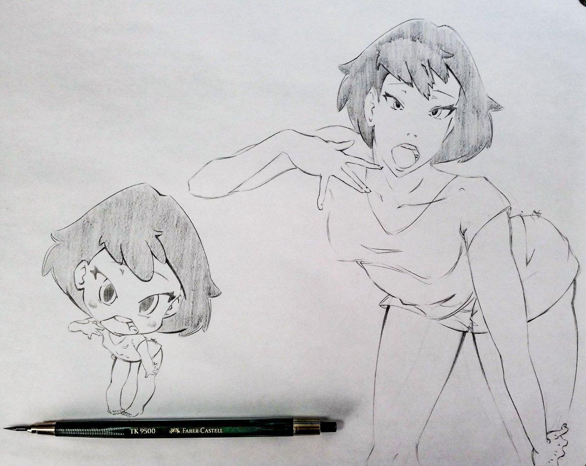 Maffy D. Animator on Twitter: \