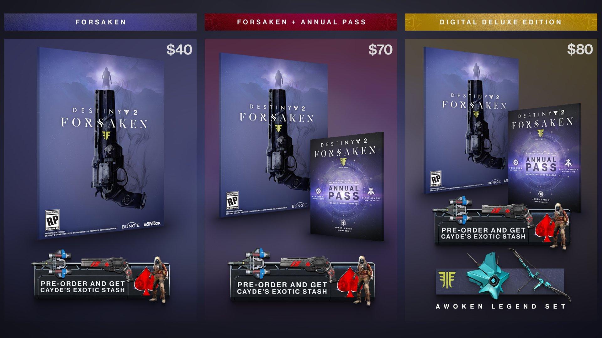 Image result for Destiny 2 forsaken