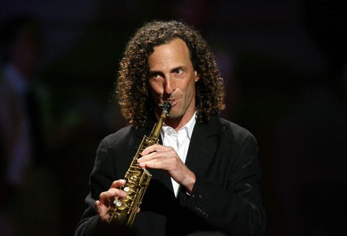 Happy birthday to Kenny G!   Here\s my favorite performance by the sax master.