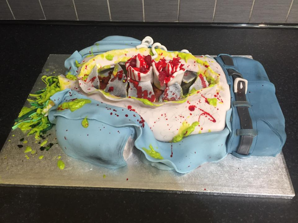 Outpost31 On Twitter Copper Chopper Cake Adam Bradley Made This