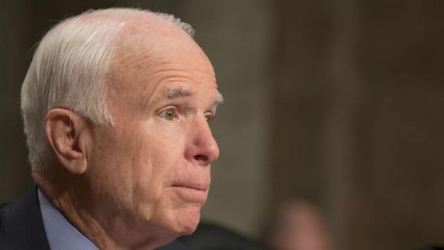 #BREAKING: Aide who mocked McCain's brain cancer no longer at White House: report https://t.co/jH1SPdFeAW https://t.co/vXJfX4jwkN