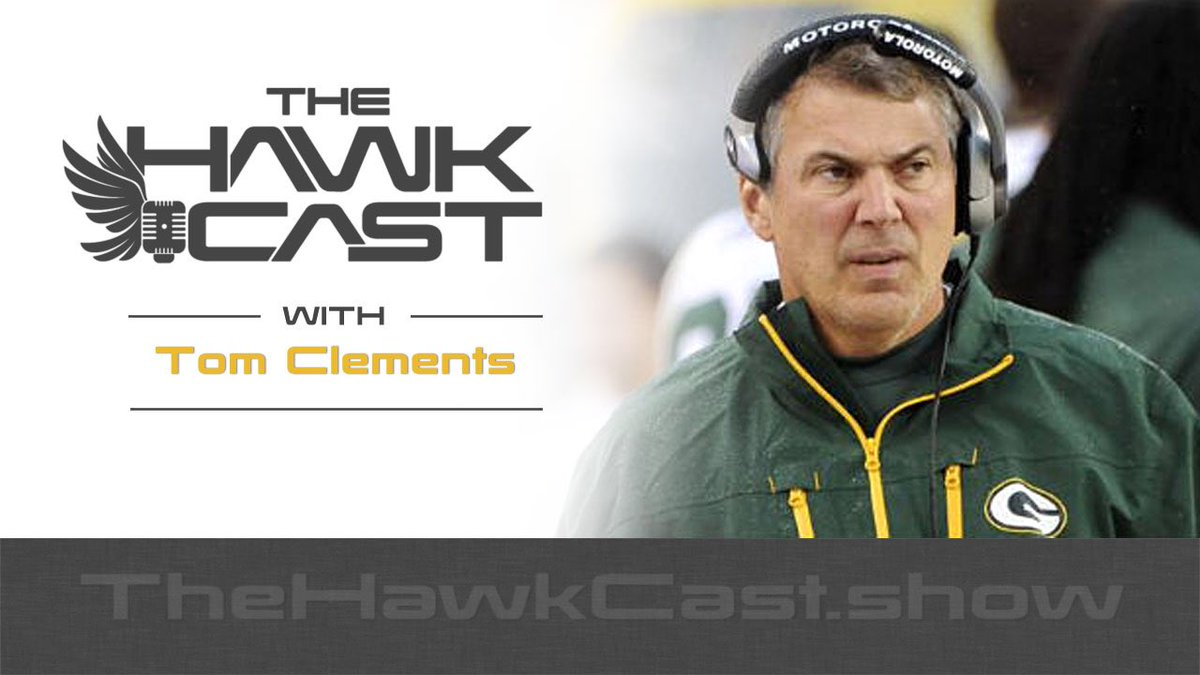 E144: Tom Clements - Retired Offensive Coordinator #Packers Shares stories on the little things teams do to get an edge: goo.gl/krck2A #HawkCast