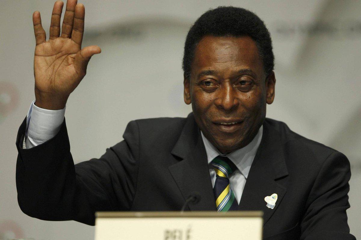 Testemunha em ação penal   Pelé nega discussão sobre propina no COI para Rio-16 https://t.co/mJtzqnPY0f