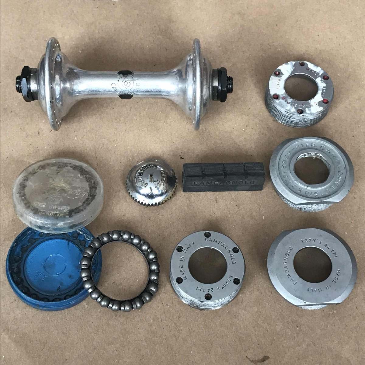 Bst Uk On Twitter Small Job Lot Campagnolo Bike Parts Campag