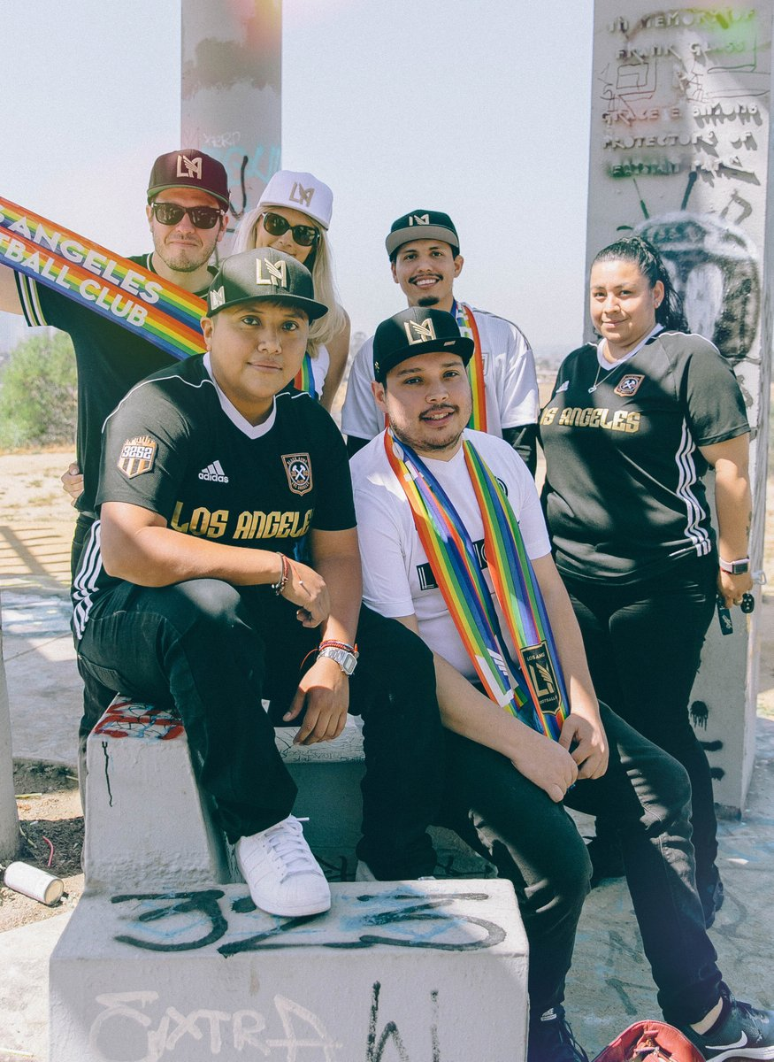 2b3f797d0d8 A Club United. Pride Month Merch is now available at  LAFC HQ at   BancStadium and on the MLS Store.pic.twitter.com 3Ow5h2jSyJ