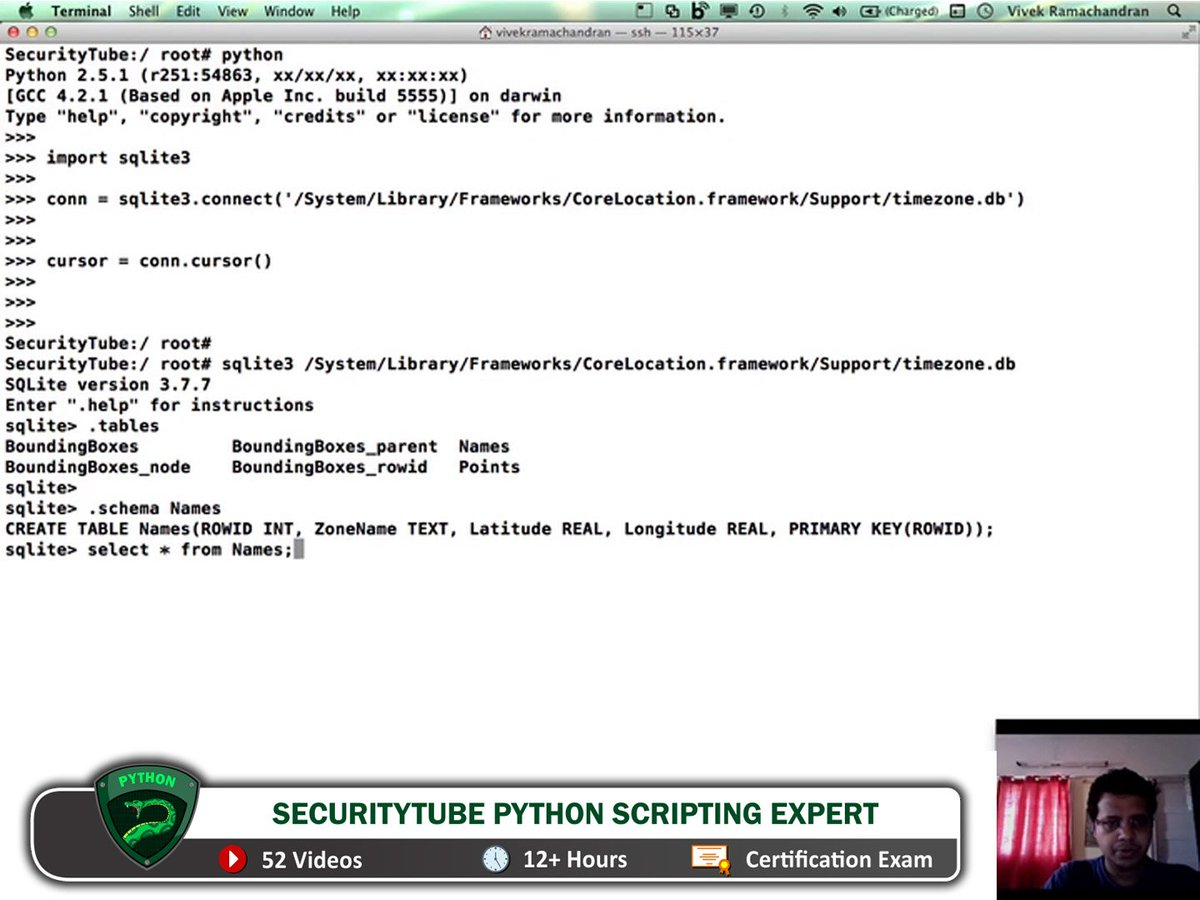Pentester Academy On Twitter Ace The Python Certification With