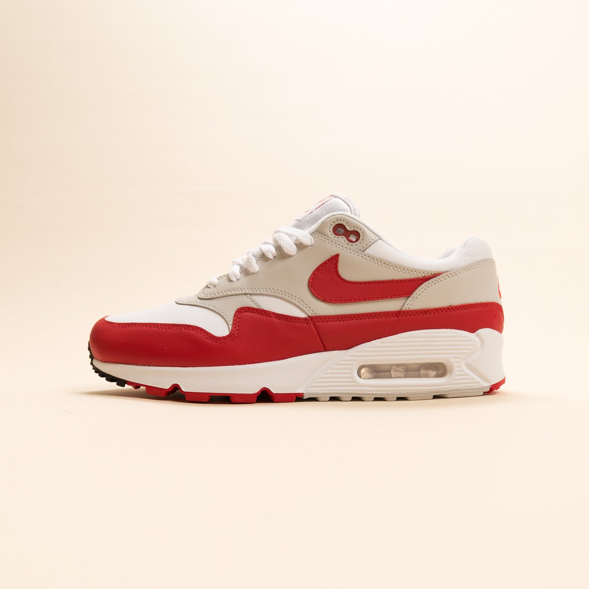 hot sale online c9e1d c10dd ... sale upper of a leather air max 1 og with the tooling of the air max