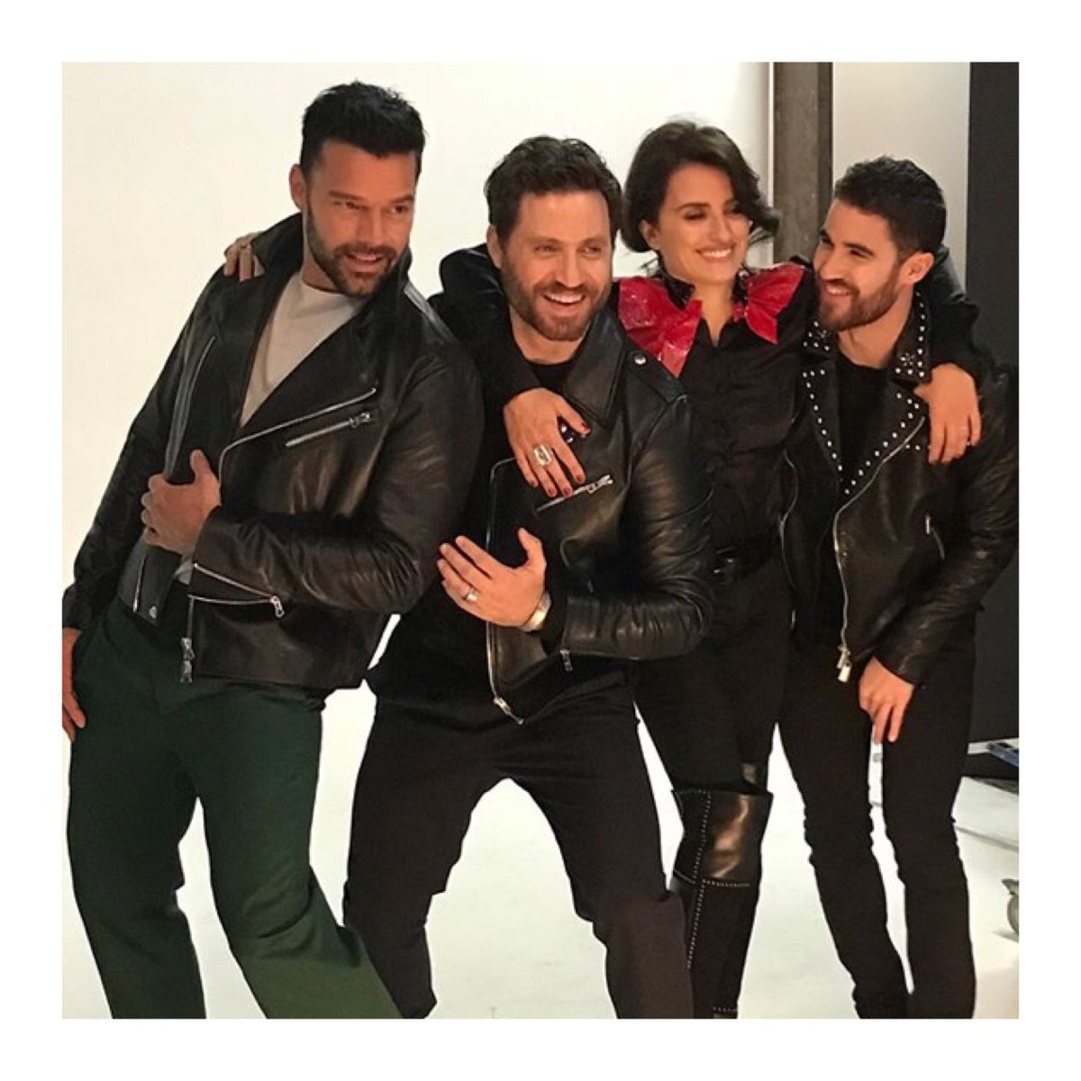 #TB @edgarramirez25 Photographed by #robertascroft for #emmymagazine  with the cast of @ACSFX #ACSVersace [Photo shared by #thecooljoey Instagram account thanks for shared]