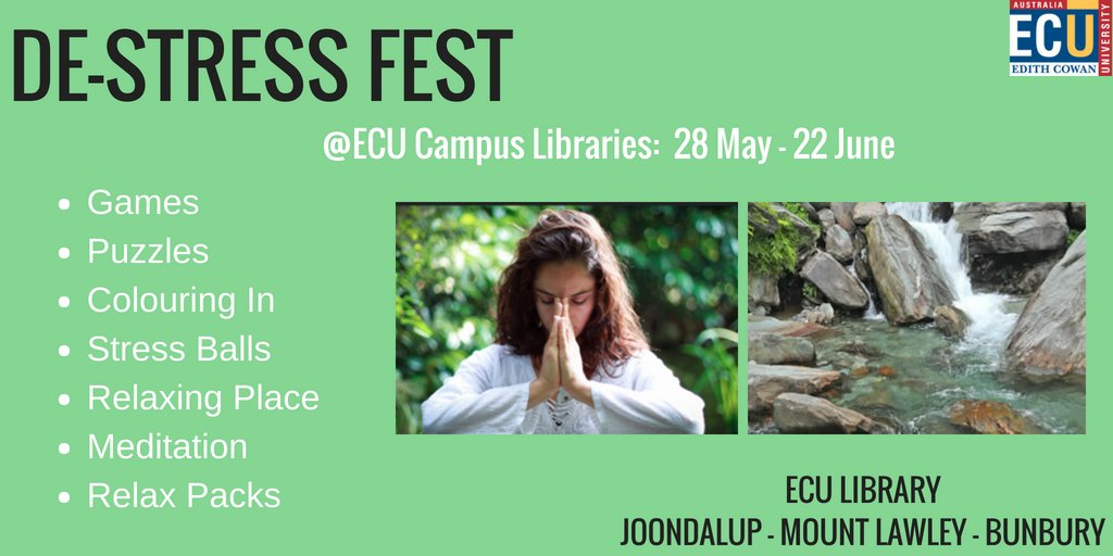 ECU Library on Twitter: