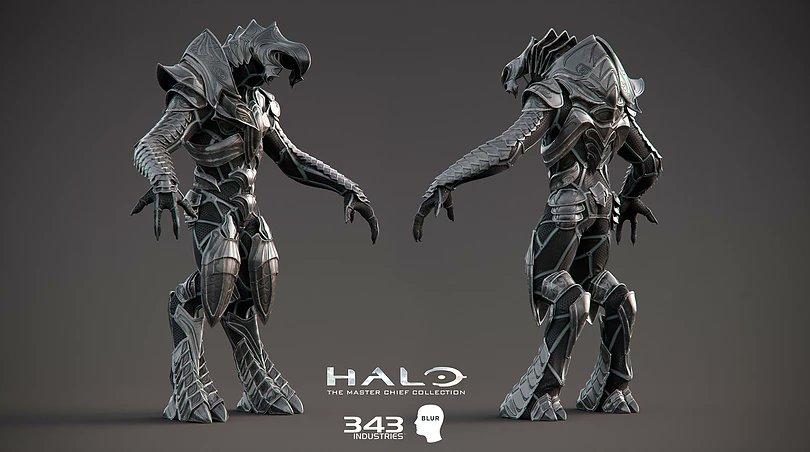 armor Halo arbiter