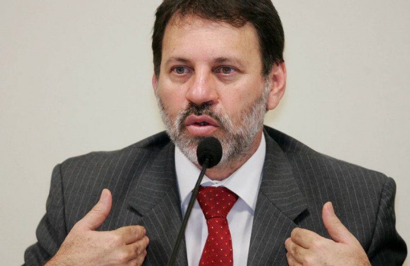 Ministro do STF nega habeas corpus a Delúbio Soares https://t.co/10Rm3XkFFy 📷Antonio Cruz/Arquivo Agência Brasil