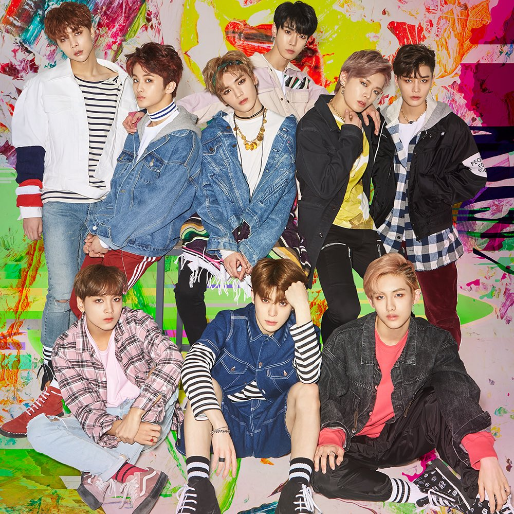 NCT 127 topped Oricon's Daily Album chart with their Japanese debut album, 'Chain'🏆👏   #NCT127 #NCT #Chain