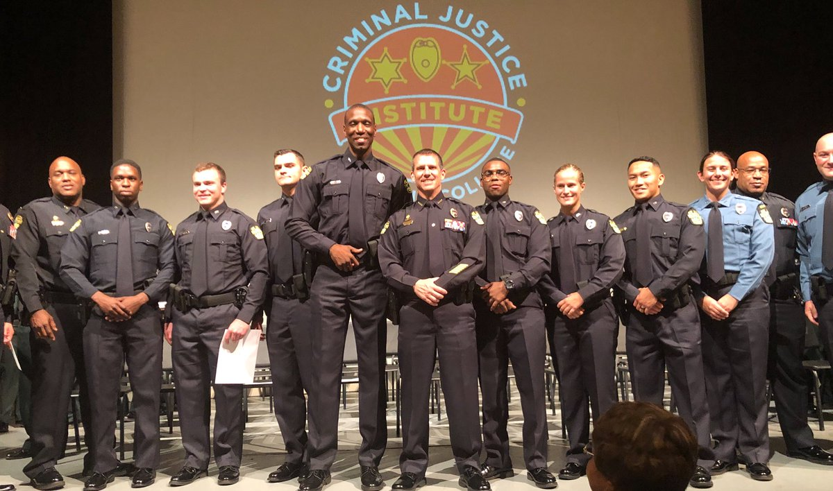 OPD class of recruits: Officers and Community Service Officers. Welcome to the OPD family!