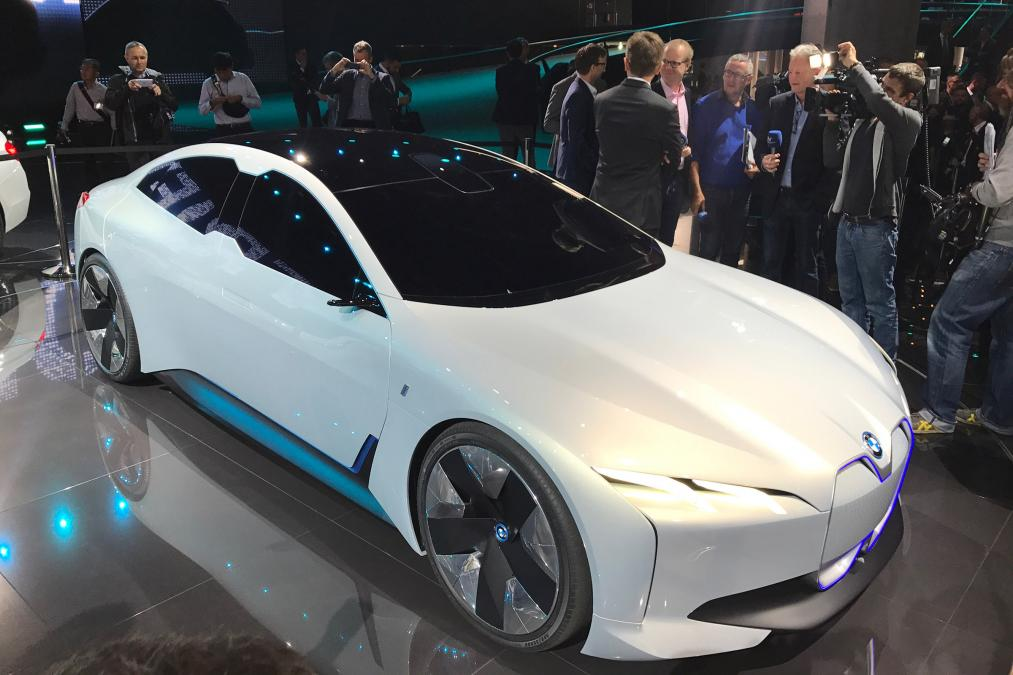 Bmw Singapore On Twitter The All Electric Bmw I4 Saloon