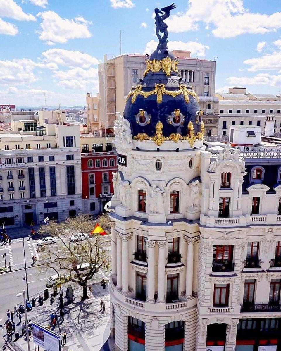 Madrid. Spain.  Happy Friday everyone. <br>http://pic.twitter.com/DZeeRG6ziQ