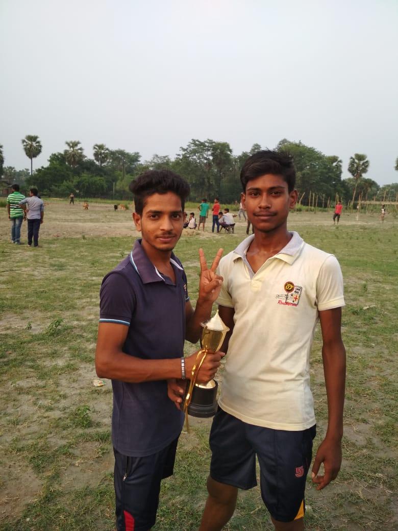 🥉🥉I'm winner Bherokhara Mahaveer Chowk Tajpur Samastipur,I am caption in My team,🏆🥇