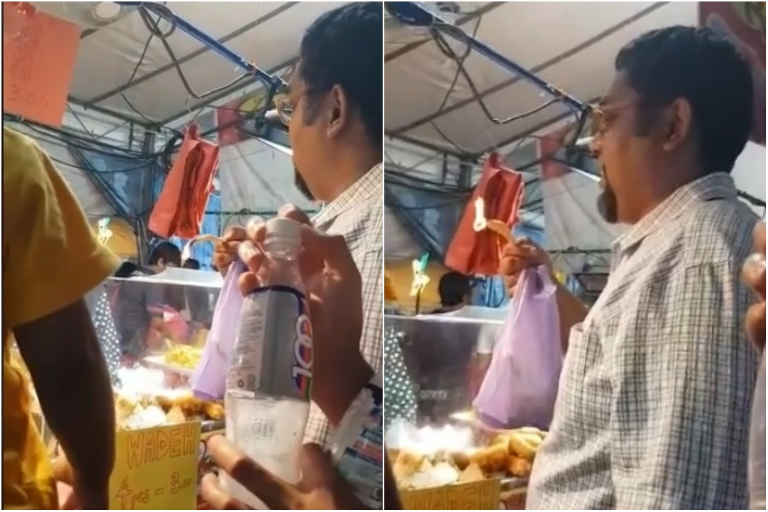 Claims of 'plastic' keropok being sold at Hari Raya Bazaar false: AVA https://t.co/vkU1XeWKQz https://t.co/mG0azc5iGy