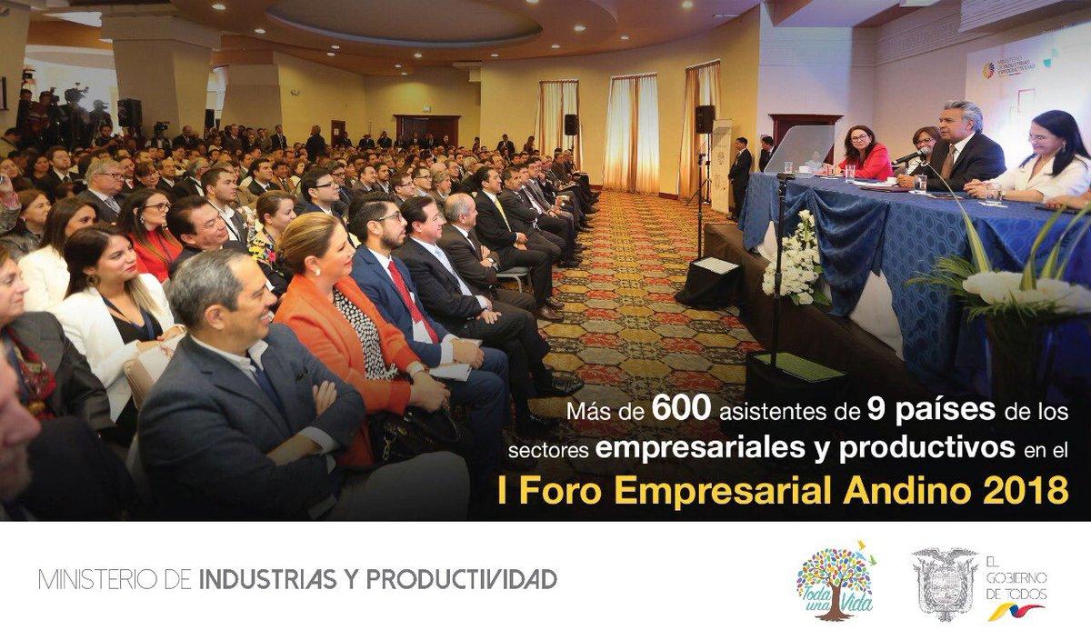 #ElPrimerAñoDeTodos creamos un espacio de intercambio y socialización de la #MejoresPrácticasEmpresariales para fortalecer las capacidades del sector productivo y empresarial.