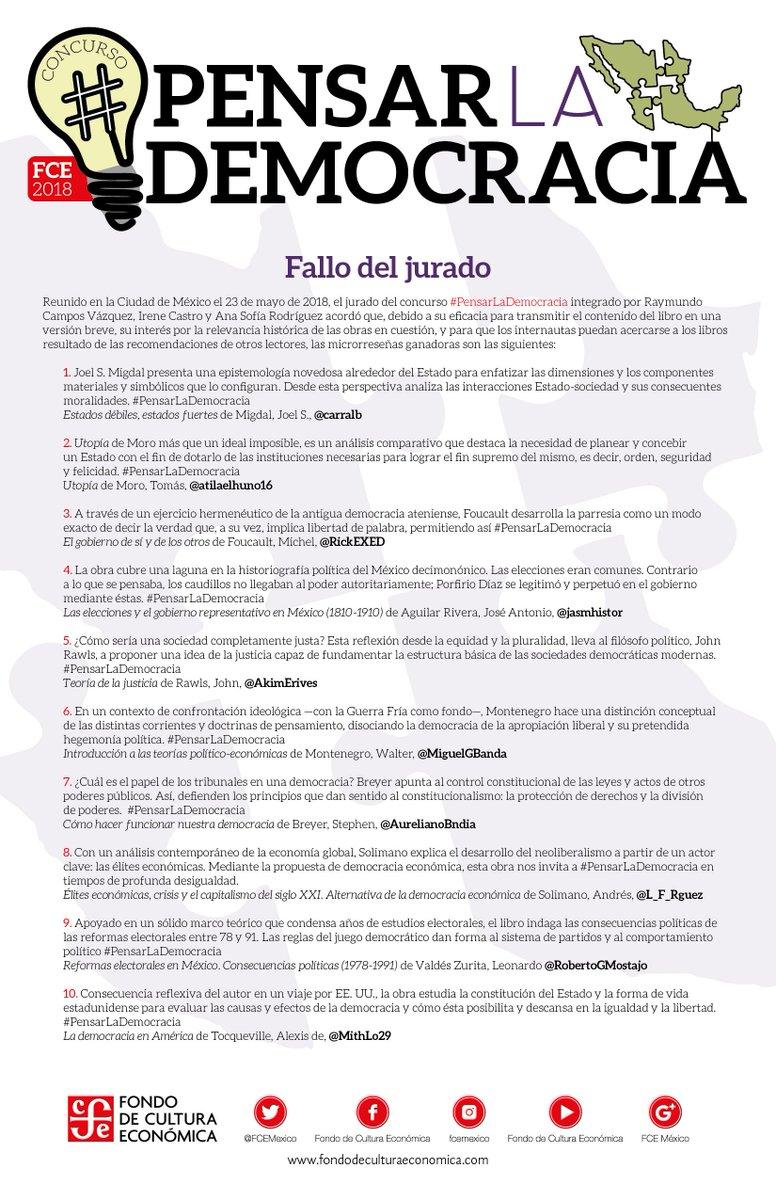 Fondo de Cultura Económica on Twitter: \