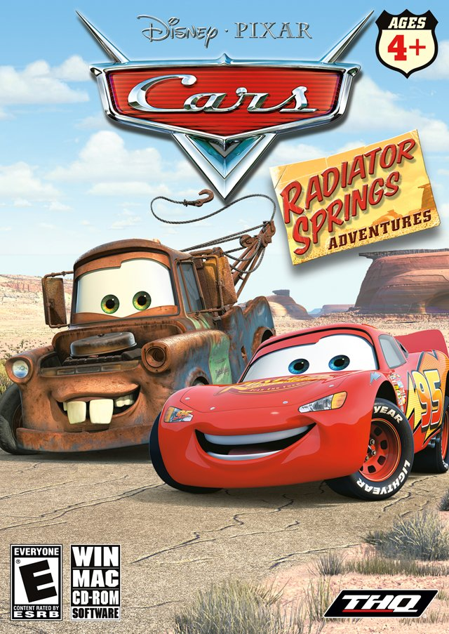 Disney/Pixar Cars: Radiator Springs Adventures needs to be on Switch <br>http://pic.twitter.com/OXmaSN7vT5