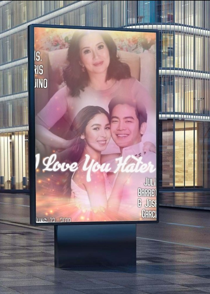 Happy Friday, #JoshLia fans. Let&#39;s start promoting #ILoveYouHater in our own little way.   #ILoveYouHater&#39;s concept as per @krisaquino214:  &quot;Lahat tayo may truth na tinatakpan. Sometimes, for it to remain true, it has to be hidden.&quot;   Please watch #ILoveYouHater on June 13. <br>http://pic.twitter.com/CvEUbcqoeu