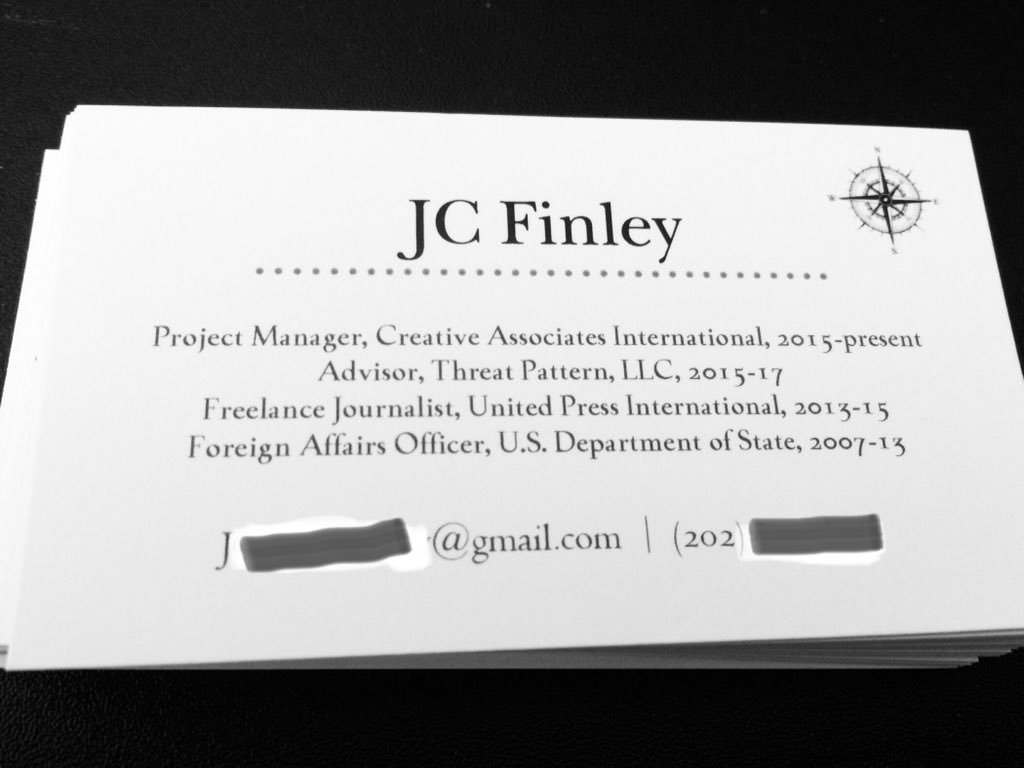 businesscard hashtag on Twitter
