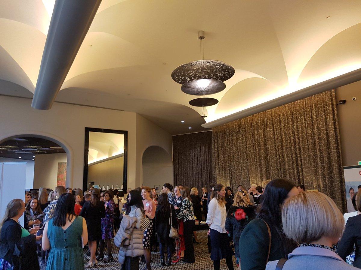 Party started...#biomelbtwitteratti #womeninleadership#womeninmedtech #womeninbiotech#justfabwomen @biomelb<br>http://pic.twitter.com/F6PdJLD7lE