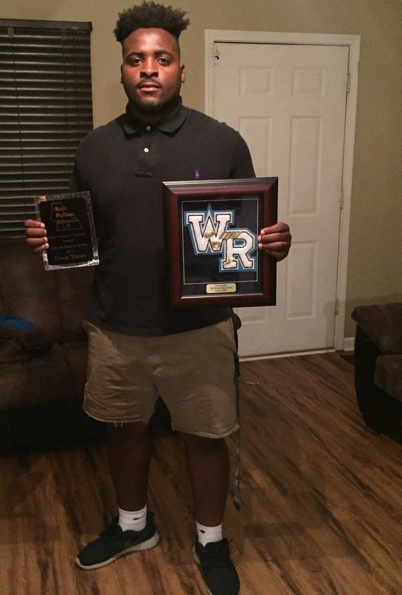 I just wanna thank god for giving me the opportunity to play sports with a healthy able body very blessed to win NPC Defensive player of the year!  <br>http://pic.twitter.com/KnggEdzQUg