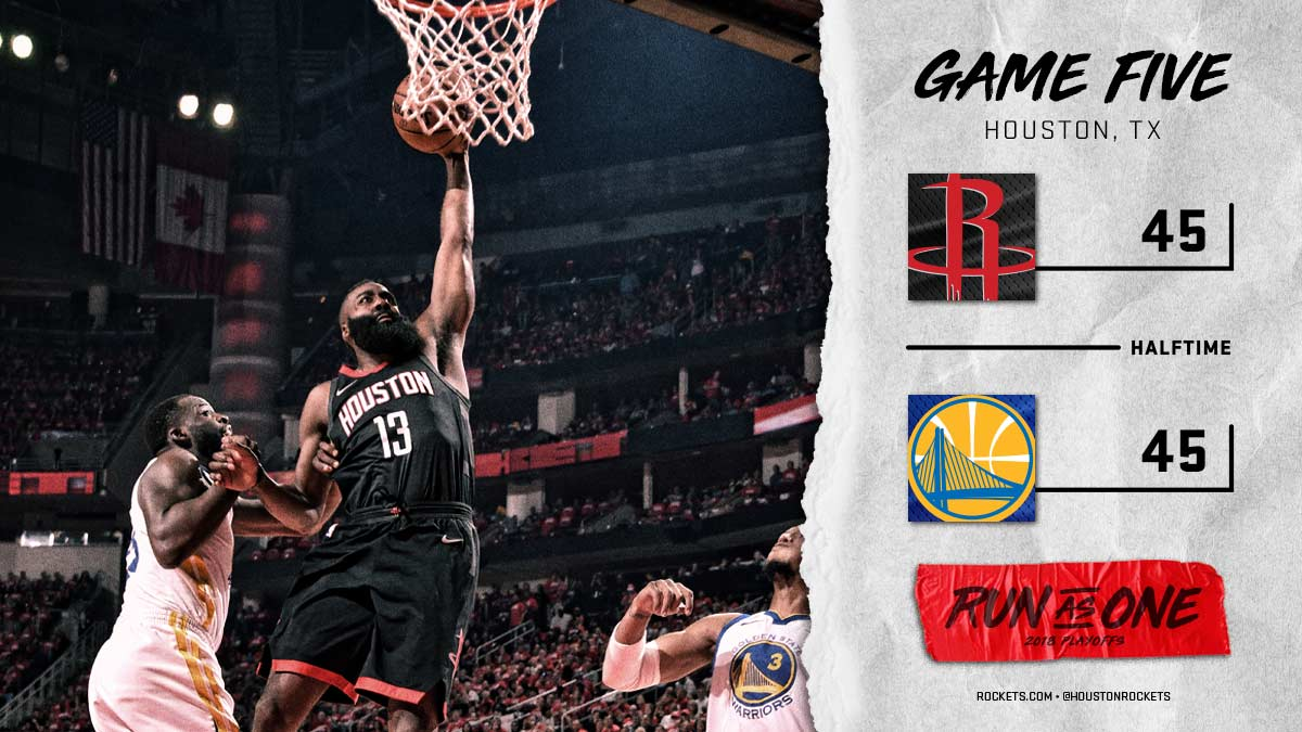 All tied up in H-Town �� #RunAsOne https://t.co/6YQtUNdMQZ