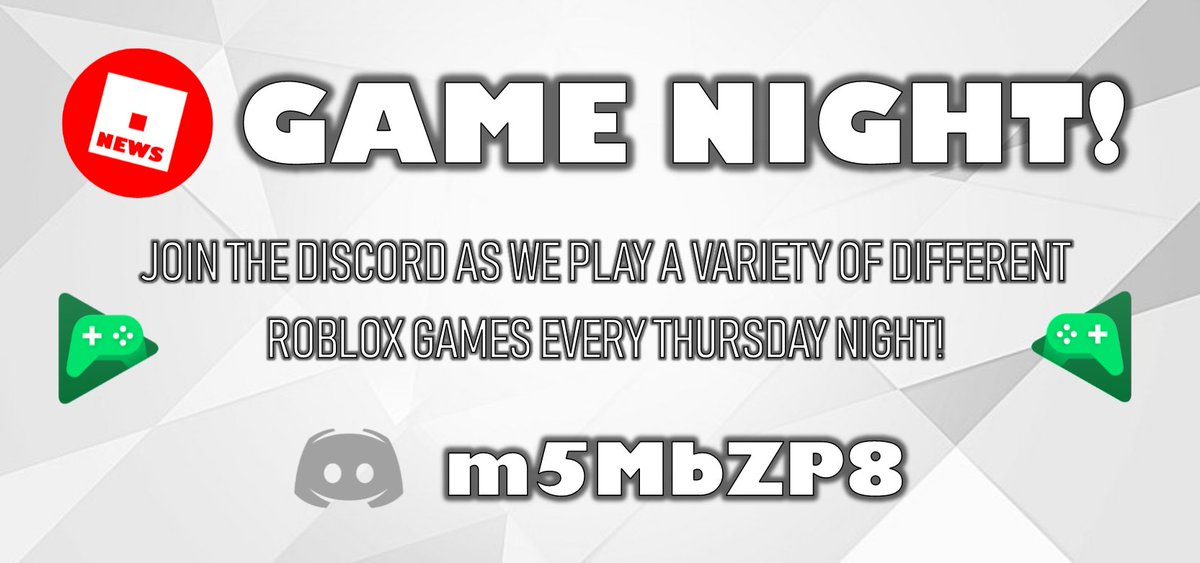 Roblox Game Night - Bloxy News On Twitter Bloxynews Since School Is Coming To An