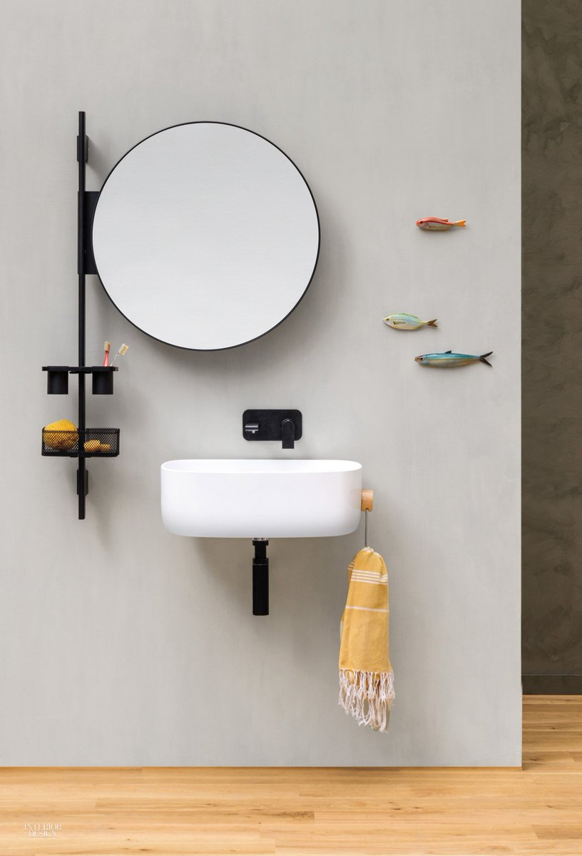Monica Graffeo has raised the bar for bathroom storage, literally:  http:// bit.ly/2FBtNIa  &nbsp;  <br>http://pic.twitter.com/dwVSMbiLem