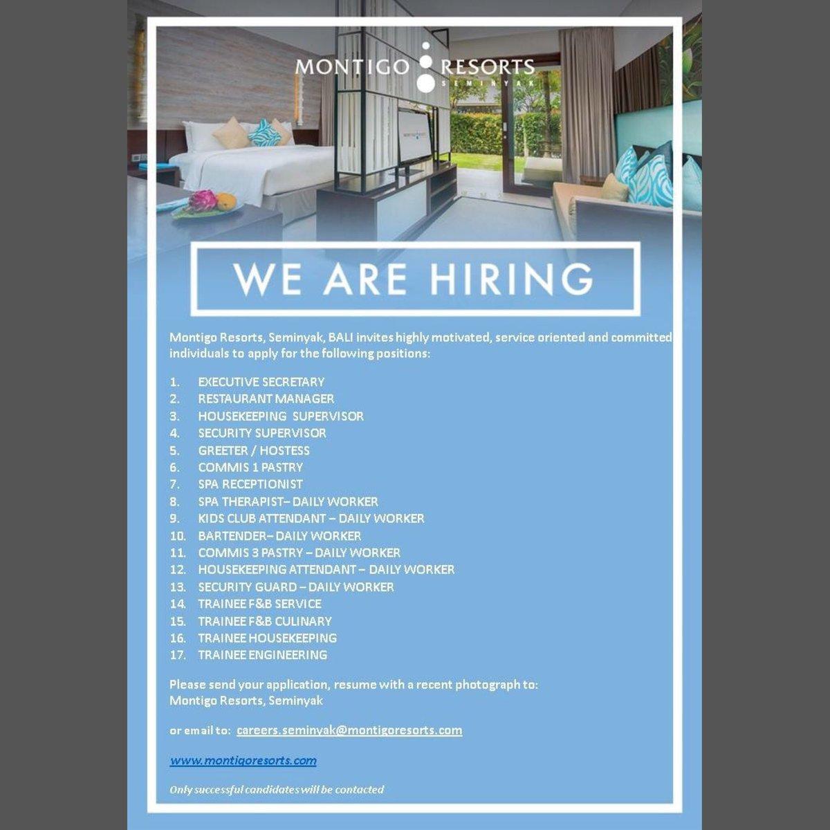 Lowongan Kerja Denpasar Bali No Twitter Follow Lokerdenpasar Untuk Info Lowongan Kerja Lainnya Tag Dm Orang Yang Membutuhkan Pekerjaan Beritahu Penyedia Pekerjaan Anda Mengetahui Informasi Dari Lokerdenpasar