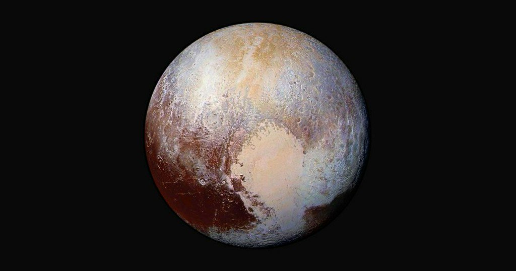 Pluto may be made up of a billion comets https://t.co/rNHClLyVPu https://t.co/d96JYs3yTd
