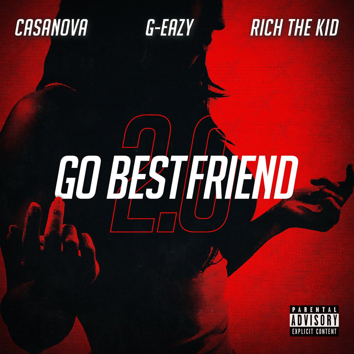 Listen: Casanova Feat. G-Eazy & Rich the Kid 'Go BestFriend 2.0' https://t.co/WK1neXlJij  https://t.co/xQtnfxxdOH