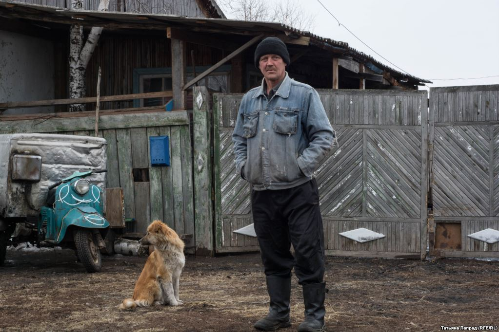 'We need Putin,' say Russians who also admit the leadership in Kremlin cannot find their fading  village on a map. https://t.co/8D7kadmu2U